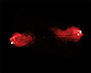 Five objects at various distances that have been observed by Chandra