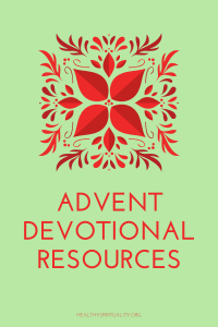 Advent Devotional Resources